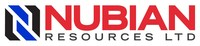 Nubian Logo (CNW Group/Nubian Resources Ltd.)