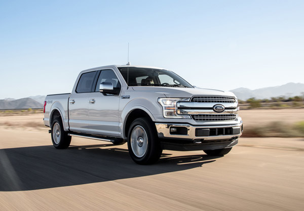 2018 MOTOR TREND Truck of the Year Winner: 2018 Ford F-150