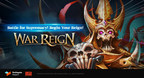 Smilegate Announces Official Global Launch of Mobile Fantasy Strategy Game 'WarReign'