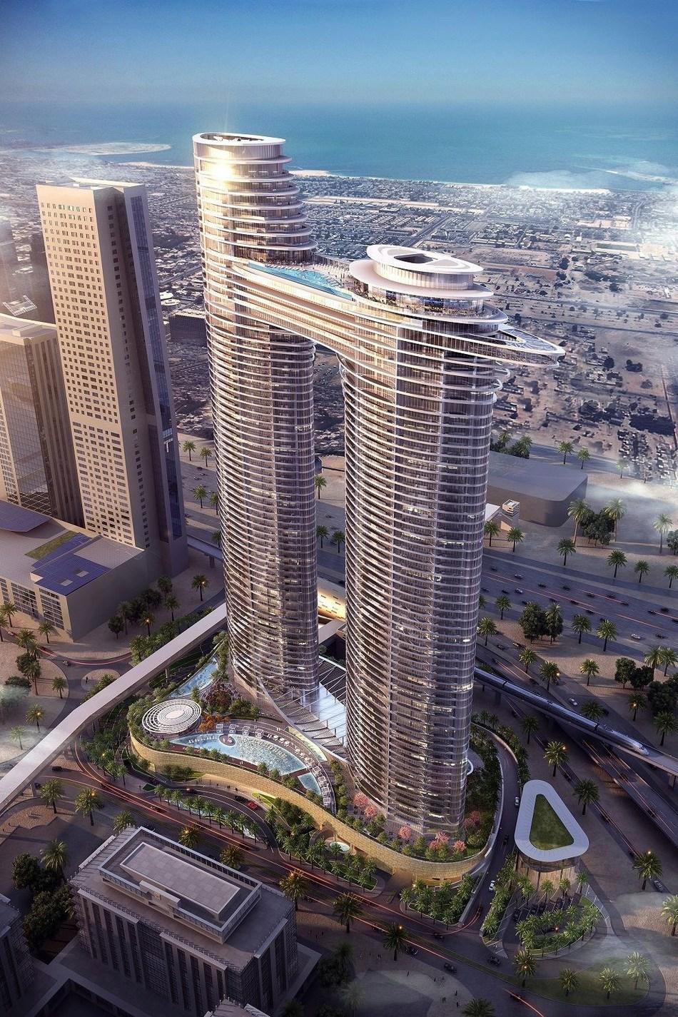 Address Sky View (PRNewsfoto/Emaar Hospitality Group)