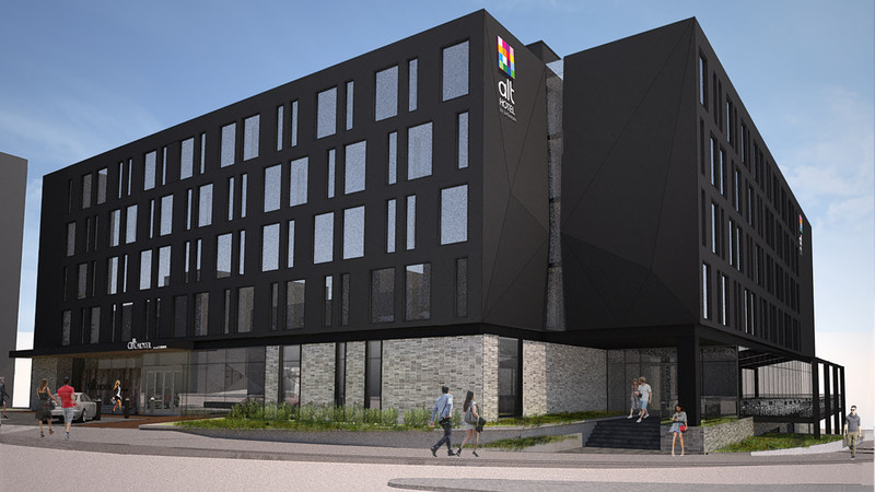Alt Hotel St. John's (CNW Group/Groupe Germain)