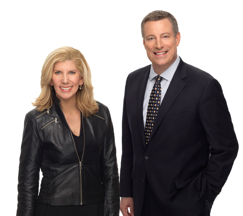(L-R) Ketchum appoints Barri Rafferty Chief Executive Officer, Rob Flaherty continues as Chairman