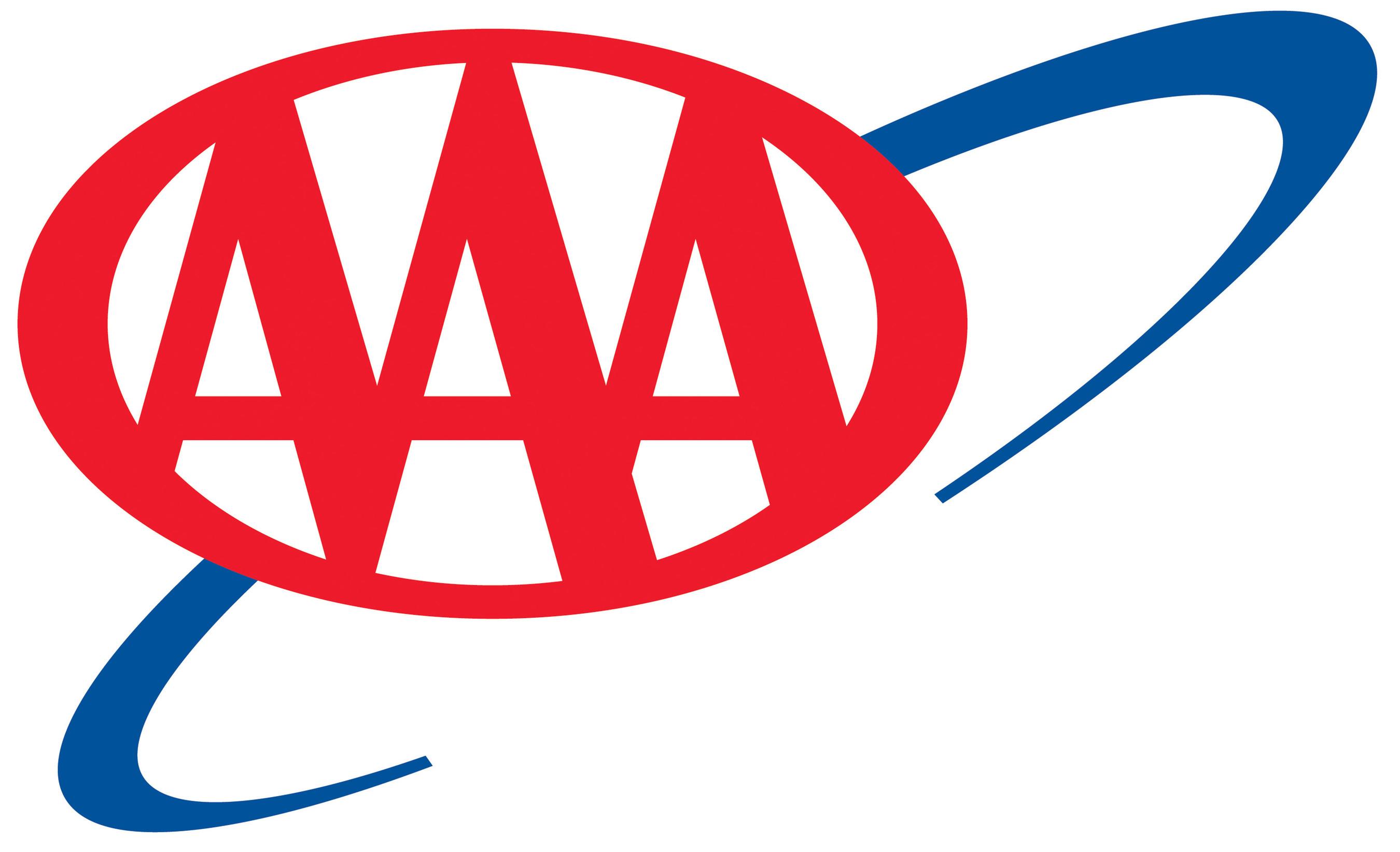 AAA Logo. (PRNewsFoto/AAA)