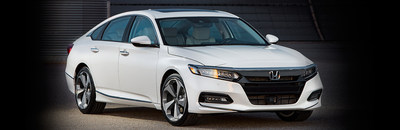 The stylish new 2018 Honda Accord is now available at Rossi Honda in Vineland