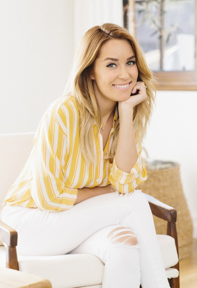 Lauren Conrad, best-selling author, foodie and entertainer, will create part of the cereal-inspired menu at Kellogg®'s new NYC Café
