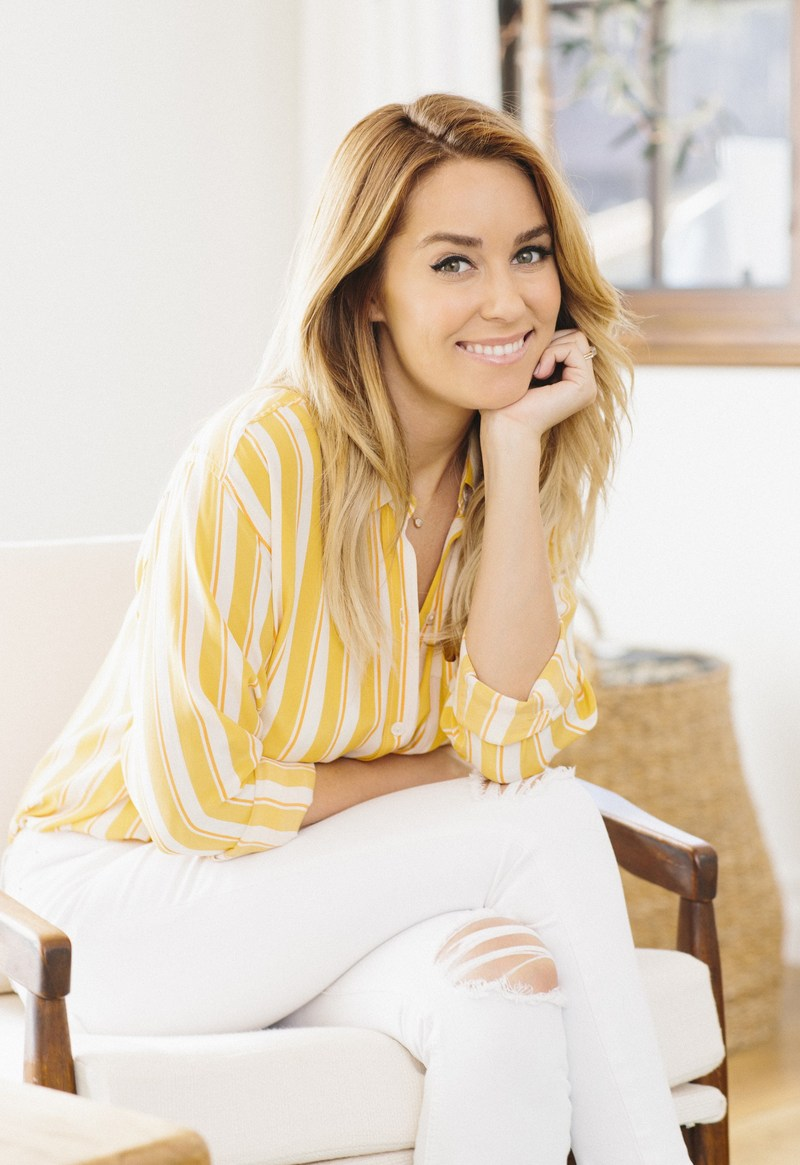 Lauren Conrad, best-selling author, foodie and entertainer, will create part of the cereal-inspired menu at Kellogg®'s new NYC Caf&#233 Photo Credit: Yoni Goldberg