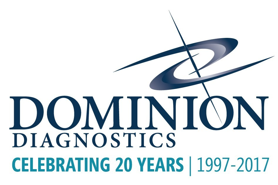Industry Leader Dominion Diagnostics Celebrates 20 Years