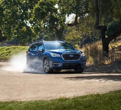 All-New 2019 Subaru Ascent Three-Row SUV Debuts in LA (CNW Group/Subaru Canada Inc.)