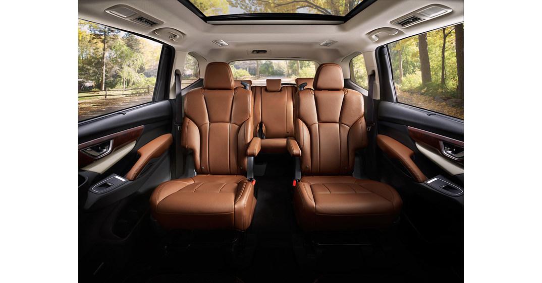 What Is Subaru Eyesight >> CNW | All-New 2019 Subaru Ascent Three-Row SUV Debuts in LA