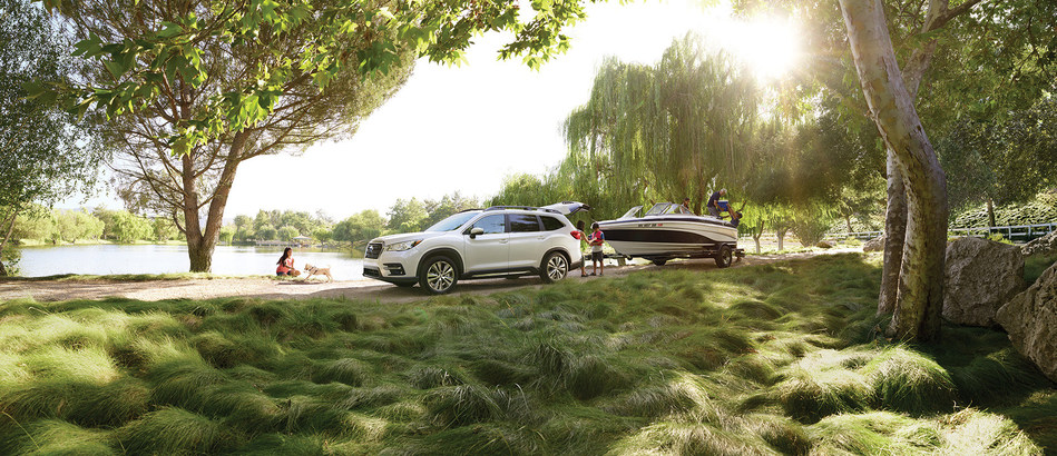 All-New 2019 Subaru Ascent Three-Row SUV Debuts in LA (CNW Group/Subaru Canada Inc.)
