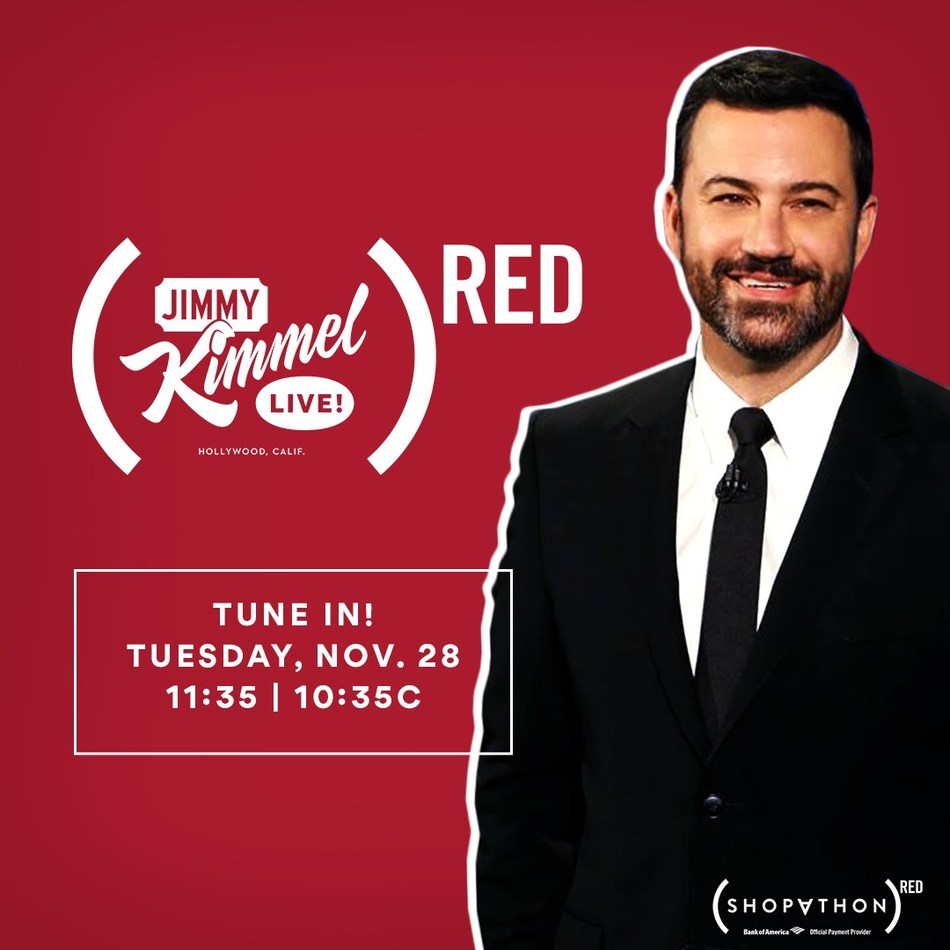 Tune In to Jimmy Kimmel Live!