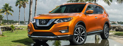Las Vegas-area drivers looking to save on 2018 Nissan Rogue SUV can do so with local dealership Planet Nissan.