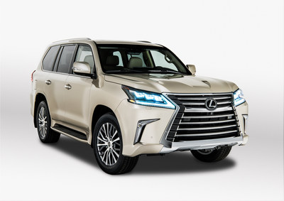 Until now, the LX has been offered exclusively as a three-row luxury utility vehicle with seating for up to eight. Less will certainly mean more to some Lexus LX 570 customers for 2018, as the brand augments the traditional three-row model with a new two-row version designed to carry more cargo for any adventure while pampering five people onboard.