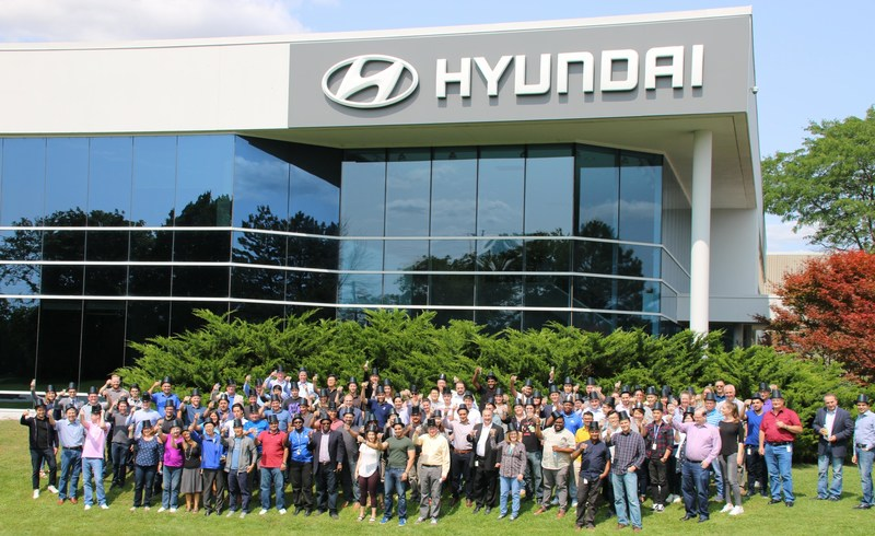 Hyundai Canada Recognized by Great Place to Work (CNW Group/Hyundai Auto Canada Corp.)