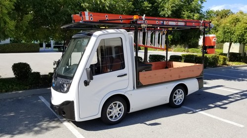 As a marquee distributor of the Cenntro METRO, Tropos Technologies helped design and develop the popular all-electric compact utility vehicle. The company recently received $1.2 million in funding to bring the electric low-speed vehicle to the U.S. market.