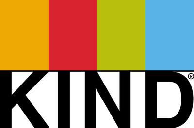 KIND Logo. (PRNewsFoto/KIND Healthy Snacks)