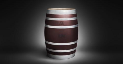 The Bodega Numanthia Barrel by Loewe (PRNewsfoto/Bodega Numanthia)