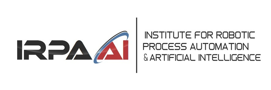 Institute for Robotic Process Automation & Artificial Intelligence (PRNewsFoto/IRPA)