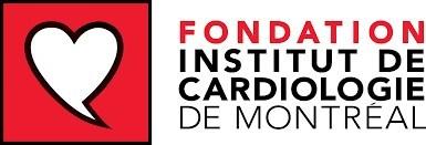 Logo : Fondation Institut de Cardiologie de Montréal (Groupe CNW/Fondation de l'Institut de Cardiologie de Montréal)