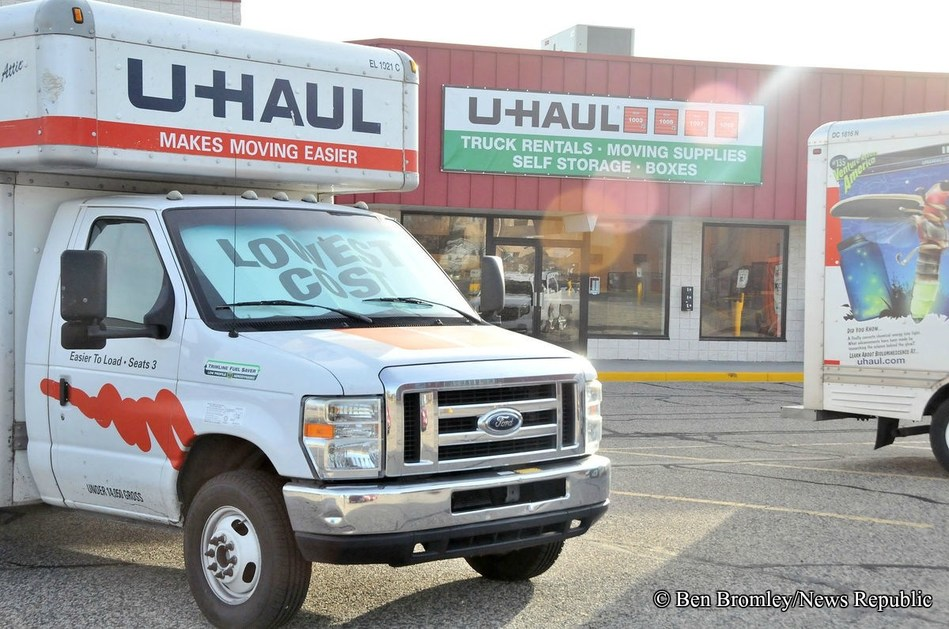 U-Haul is reviving a deserted Baraboo building with the opening of U-Haul Moving & Storage of Baraboo at 625 Linn St.
