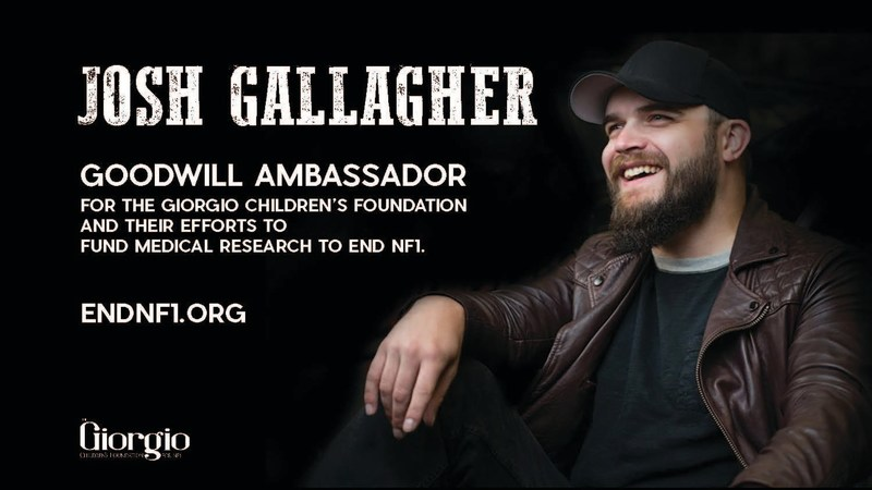 Josh Gallagher - Goodwill Ambassador