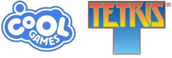 Tetris® Launches on Instant Games for Messenger (PRNewsfoto/CoolGames)