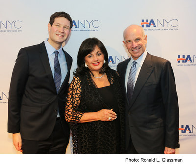 James Barbour, Star of Broadway's The Phantom of the Opera, Performs Live at 'The Red Carpet Hospitality Gala,' Hosted by the Hotel Association of New York City (HANYC