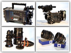 Excess Digital AV Assets From Historic Motion Picture Camera Equipment Rental House to be Sold in Online Auction