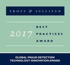 DataVisor Recognized by Frost & Sullivan for Its Innovative Technology in the Fraud Detection Industry (PRNewsfoto/Frost & Sullivan)