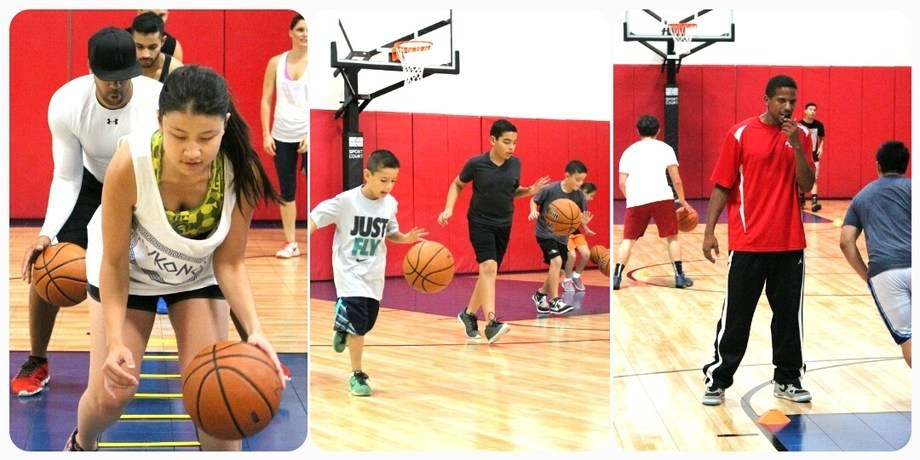 Group Training: Hour-Long Basketball Boot Camps