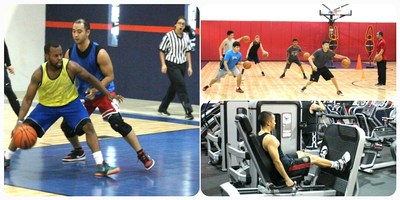 Games: Pickup Basketball with Referees