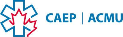 Logo : Association canadienne des médecins d'urgence (Groupe CNW/Association canadienne des médecins d'urgence)