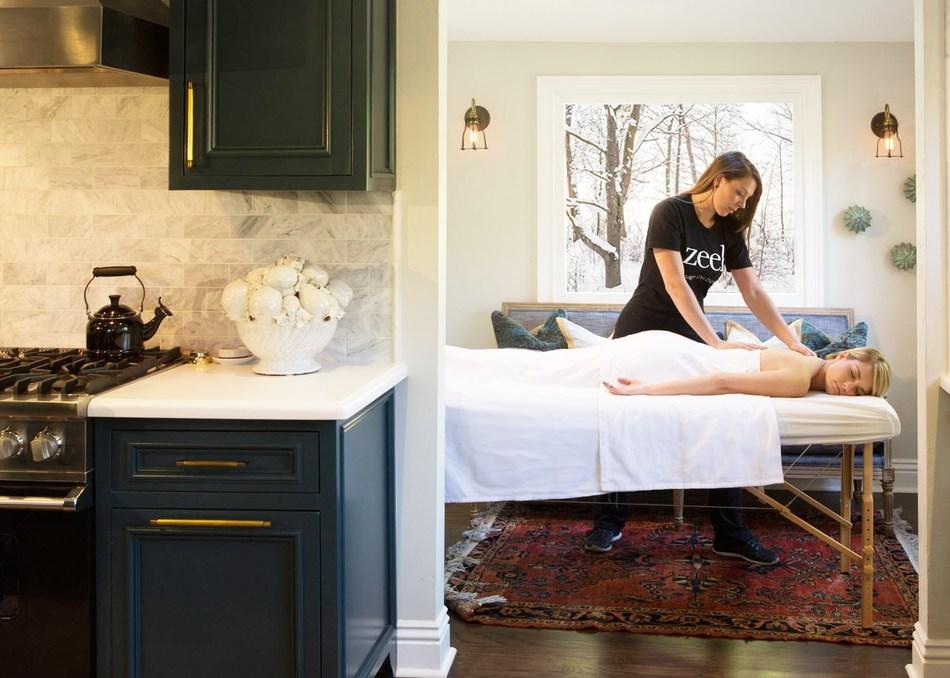 Zeel brings on-demand massages to Aspen