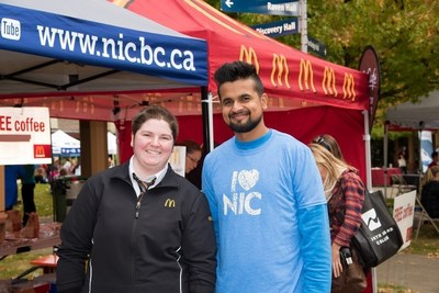 NIC is now accepting applications into its business degree from managers who have completed courses in the McDonald's Management Development program. (CNW Group/McDonald's Canada)