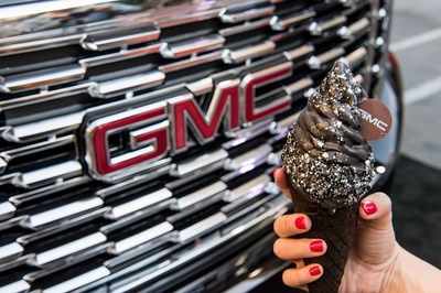 GMC Unveils Custom Black Ice Cream to Celebrate the Launch of New Yukon Denali Ultimate Black Edition