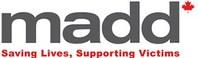Logo: MADD (CNW Group/Uber Canada Inc.)