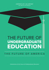 Priorities for Undergraduate Education in America: Improving Quality, Affordability, and Completion Rates