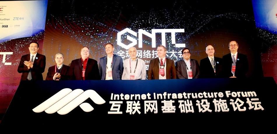 World's Top Experts Kick Off Internet Infrastructure Forum (IIF)
