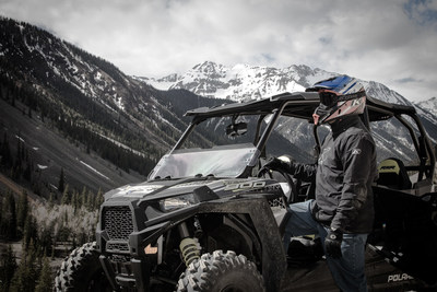 Explore some of the most picturesque routes across the country, such as mountain passes on RZR side-by-sides.