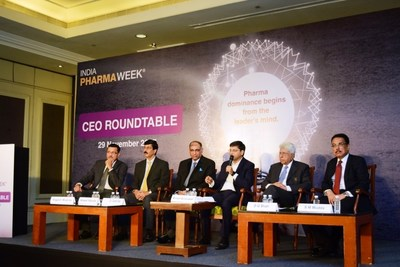 Distinguished Industry Leaders Engage in a Turnkey Meeting to add Fillip to India's Pre-eminent Position in the Pharma Domain