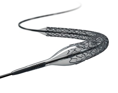 The EluNIR(TM) stent system is designed with a novel metallic spring tip and the narrowest strut width of any stent on the U.S. market to help clinicians easily deliver this new DES in highly complex anatomy and disease.
