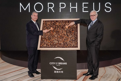 City of Dreams Announces Groundbreaking Collaboration With Legendary Chef Alain Ducasse
