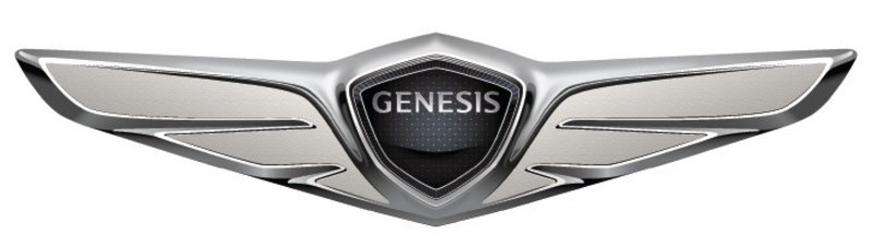 Genesis Logo (PRNewsfoto/Genesis Motor America)