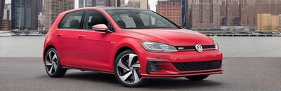 The 2018 Volkswagen Golf GTI and the 2018 Volkswagen Golf Alltrack offer very different driving experiences but both should have no trouble finding homes when available at Spitzer Volkswagen.