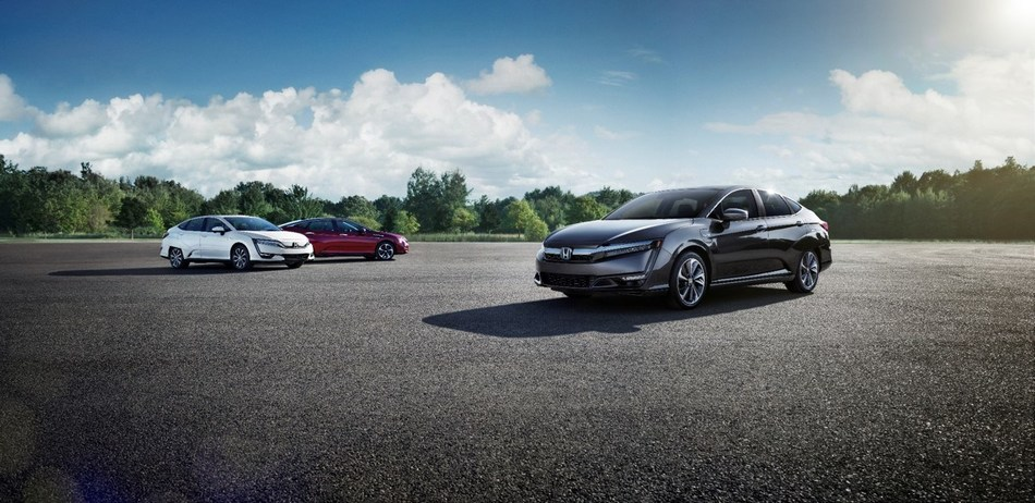 Honda Clarity Series Awarded 2018 Green Car of the Year® by Green Car Journal