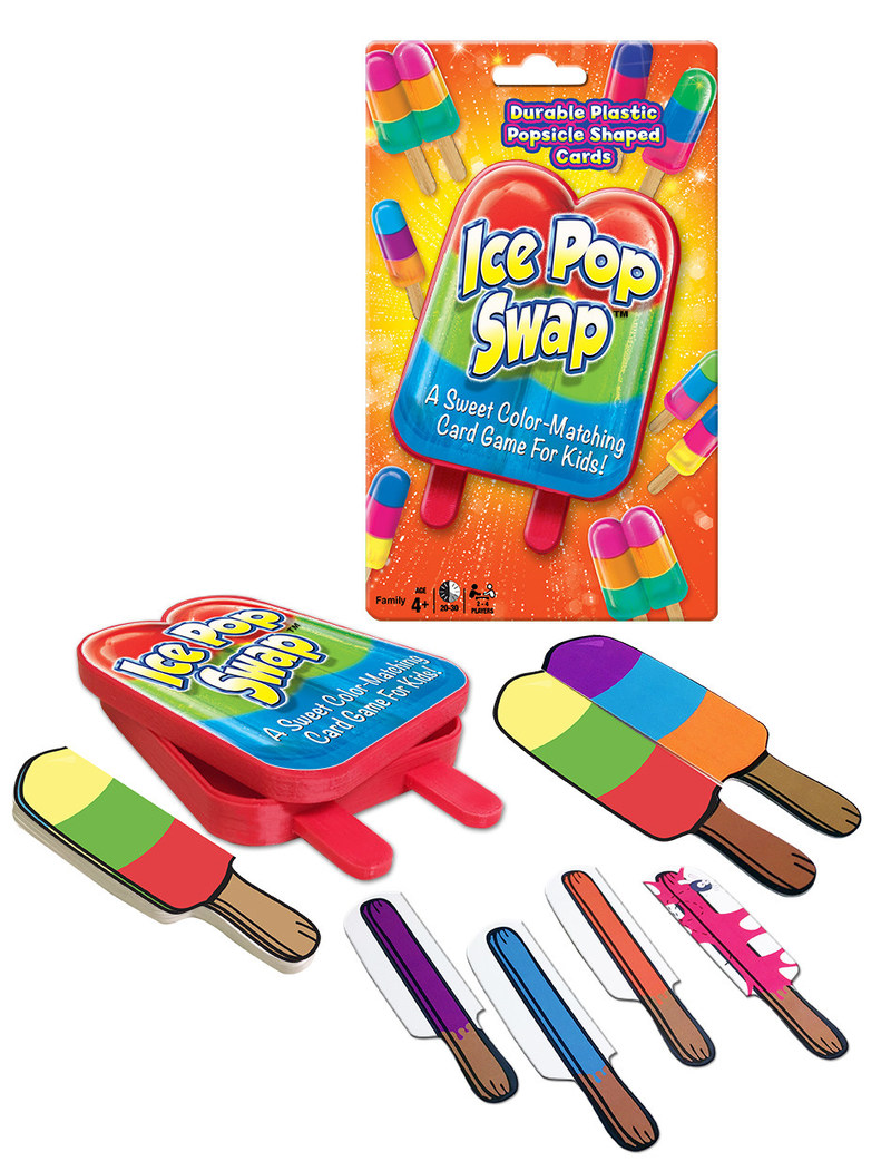 Ice Pop Swap by Winning Moves Games USA
