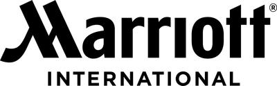 Marriott International, Inc. logo (PRNewsfoto/Marriott International, Inc.)
