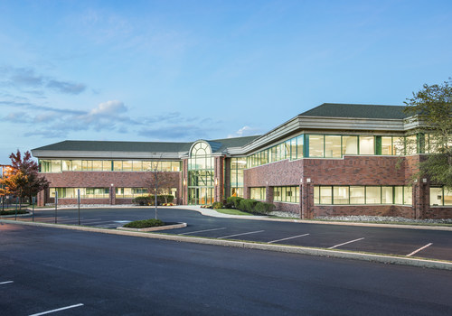 One of Henderson's newly acquired buildings of professional space, 17 Campus Blvd. in Newtown Square, Pennsylvania.