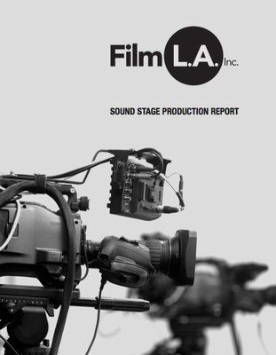 FilmL.A. has debuted a groundbreaking new research initiative, the Sound Stage Production Report, highlighting filming taking place on L.A. area certified sound stages.