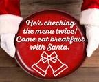 Enjoy Breakfast with Santa This Holiday Season at Ovation Brands®